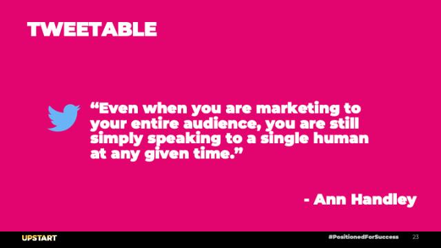 Ann Handley - Marketing